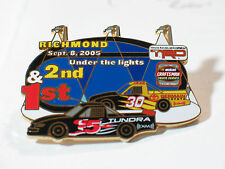 Toyota Tundra TRD Truck Racing Pin, Richmond Raceway #5 #30 1st & 2nd Race, (**)