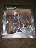 "Darksiders III 3 Apocalypse Edition Death Figurine 10"" only"