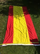 More details for spanish national flag 2 of 2. good quality sewn not printed 2.6m x 1.3m