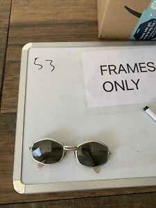 Vintage Universal 5 1/4 Eyeglasses Frames Metal G53 50-20