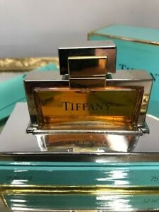 Tiffany Tiffany pure parfum 7,5 ml. Rare, original 1987s. Sealed