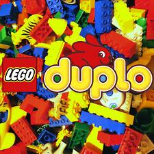 Lego Duplo Konvolut - Bausteine, Sondersteine, Figuren, Platten