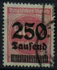 Germany 1923 SG#292, 250T On 500m Used #D37994