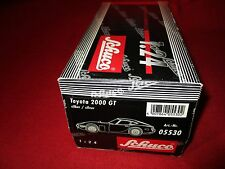Schuco ® 05530 1:24 TOYOTA 2000 GT NUOVO OVP