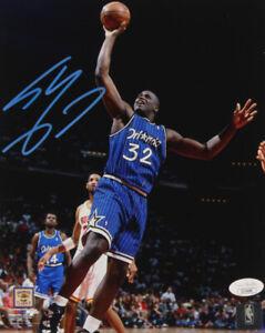 Shaquille O'Neal Signed Orlando Magic 8x10 Photo JSA
