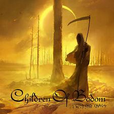 I worship Chaos CHILDREN OF BODOM  CD+ bonus tracks ( FREE SHIPPING)