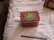 VIntage Squirrel Confections Tin