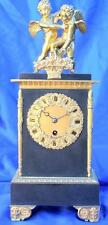 Metal French Antique Clocks