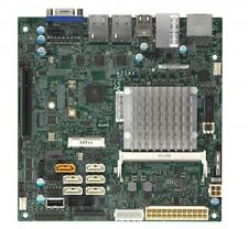 Supermicro A2SAV Motherboard Mini-ITX Intel Atom E3940 Embedded FULL WARRANTY