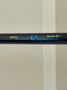 Quantum Gold Blue Runner Conventional Fishing Rod