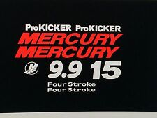 Avail in other HP/'s complete kit Mercury VERADO outboard decal set 275 hp