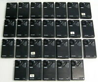 Lot of 26 Vintage IRC-6000 FM Receiver 6 Channel Guided Tours Tour Guide System