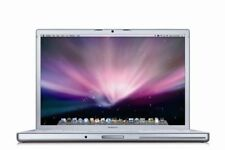 Apple MacBookPro 15.4 Laptop IntelCore 2Duo 2.4GHz 2GBRAM 200GBHDD MB133LL/A (B)
