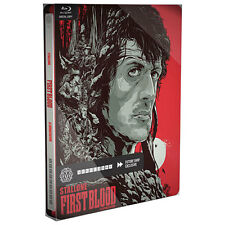 Rambo First Blood - Limited Edition Mondo X SteelBook (Blu-ray) BRAND NEW!!