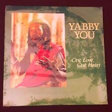 Yabby You ~ One Love One Heart 1984 Reggae New & Sealed Record LP Vinyl Album