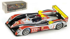 Spark 43LM08 Audi R10 TDI #2 Le Mans Winner 2008 - 1/43 Scale
