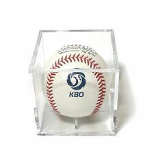 KBO 2020 Official Baseball Leather Skyline Korea Baseball with Clear Case Origin