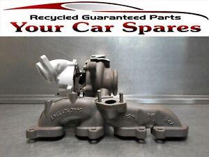 Seat Ibiza Turbo & Manifold 1.6cc TDi Diesel 08-12 Mk4