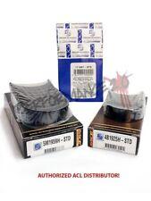 ACL Race MAIN + ROD Bearings + THRUST washer Acura Integra GSR B18C1 B18C5