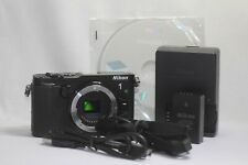 Excellent Nikon 1 V3 18.4MP Digital Mirrorless Camera Black Body Only