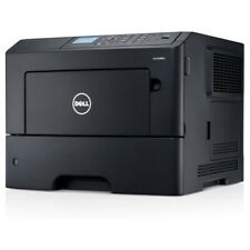 Dell B3460dn Workgroup Monochrome Laser Printer Network low pages w/Toner