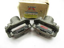 REMAN. Front Brake Caliper Set W/ Pads For 1986-1996 Nissan D21 Pickup RWD ONLY