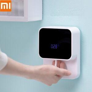 Xiaomi Wall-mounted LED screen hand washing automatic induction foam soap