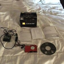 Nikon digital camera Coolpix S205