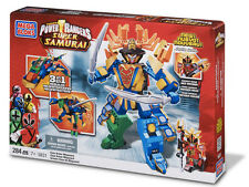 Claw Armor Megazord Power Rangers Super Samurai | Mega Bloks Bricks 284 pcs 5831