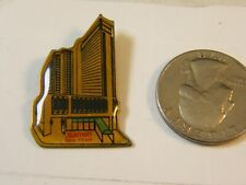 MARRIOT 20th YEAR HOTEL TRAVEL PIN