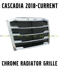 Freightliner Cascadia 2018 2019 2020 Front Radiator Grille Grill Bug Screen