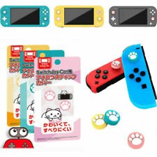 Cat Paw Thumb Stick Caps Cover for Nintendo Switch Joy-Con Joystick Grips