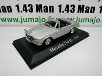 "RBA4M voiture 1/43 RBA Italie IXO : 230 SL 1963 ""pagode"""