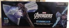 Marvel Legends Avengers Endgame Stormbreaker Life Size Replica - New Sealed