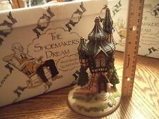 THE SHOEMAKERS DREAM SHOE BOOT HOUSE PALACE JON HERBERT IN BOX