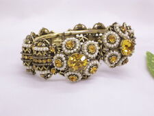Hollycraft Bangle: Costume Jewellery: Signed: Dated: 1954 Vintage