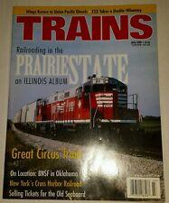 Trains Magazine July 2000