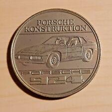 Porsche Münze Medaille 1977 Porsche 924 - ORIGINAL