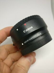 Canon EF/EF-S/EOS M Lens Mount Adapter