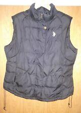 Gents US Polo Assn , Black Gilet size XL