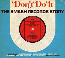DON'T DO IT - THE SMASH RECORDS STORY 1961-1962 - VARIOUS ARTISTS (NEW 2CD)