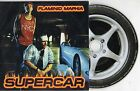 FLAMINIO MAPHIA CD single PROMO Supercar MADE IN ITALY