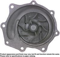 Engine Water Pump-Water Pump Cardone 59-8124 Reman