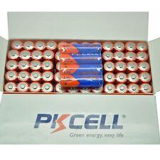 (120 Pack)  PKCELL AA 2A Double A UM3 LR6 MN1500 1.5V Alkaline Bulk Batteries