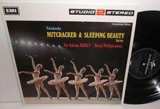 TWO 183 Tchaikovsky Nutcracker & Sleeping Beauty Suites RPO Sir Adrian Boult