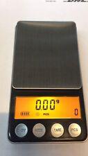 0.01-200g Präzisionswaage Feinwaage Taschenwaage Digitalwaage Miniwaage Top
