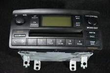 Toyota Corolla (2.0d) E12 CD Radio Autoradio 86120-02260 CQ-TS7170LC
