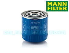 Mann Hummel OE Quality Replacement Engine Oil Filter W 920/48
