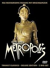 Metropolis - Deluxe Edition (2 DVDs) [Deluxe Edition... | DVD | Zustand sehr gut