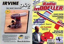 RADIO MODELLER MAGAZINE 1994 FEB TINY BIT BY DERECK WOODWARD FREE PLANS